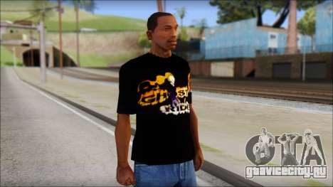 Ghost Rider T-Shirt для GTA San Andreas