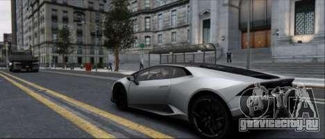 V.I.P ENB для GTA 4 шестой скриншот