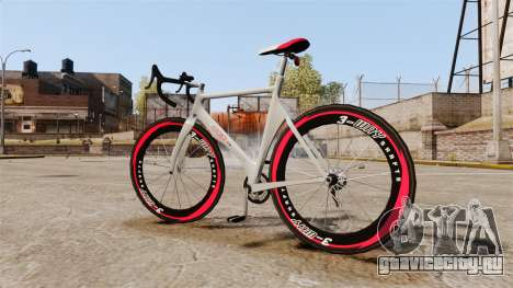 GTA V Endurex Race Bike для GTA 4 вид слева