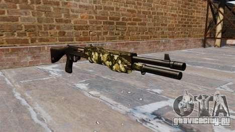 Ружьё Franchi SPAS-12 Hex для GTA 4