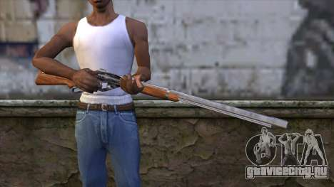 BB Gun from Bully Scholarship Edition для GTA San Andreas третий скриншот