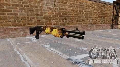 Ружьё Franchi SPAS-12 Fall для GTA 4