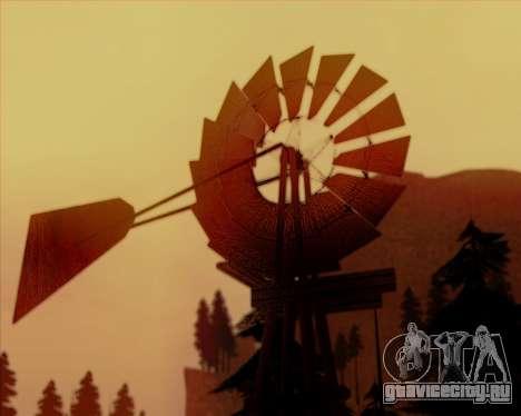 SA Ultimate Graphic Overhaul для GTA San Andreas восьмой скриншот
