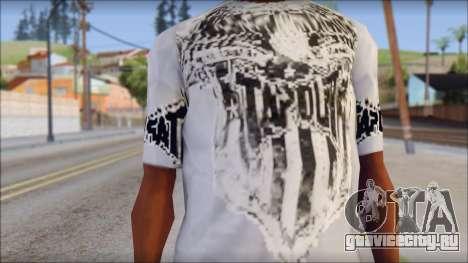 Tapout T-Shirt для GTA San Andreas третий скриншот