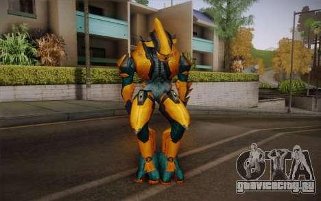 Gold Elite v2 для GTA San Andreas
