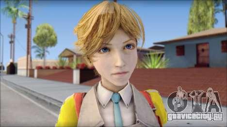 Final Fantasy XIII - Alyssa для GTA San Andreas третий скриншот