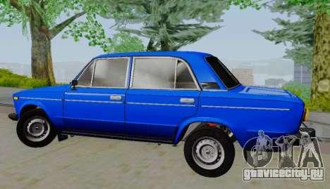 ВАЗ 21061 для GTA San Andreas вид слева