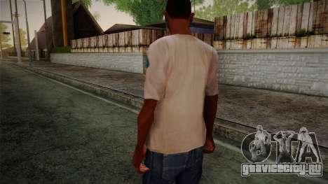 Void T-Shirt для GTA San Andreas второй скриншот