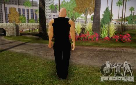 Domenic Toretto для GTA San Andreas второй скриншот