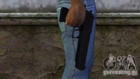 Desert Eagle from CS:GO v2 для GTA San Andreas третий скриншот