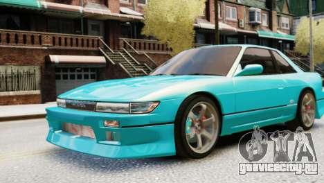 Nissan Silvia S13 v1.0 для GTA 4