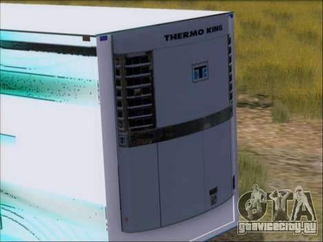Прицеп AMD 64 Athlon X2 для GTA San Andreas вид изнутри