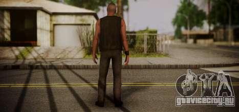 Merle Dixon для GTA San Andreas второй скриншот