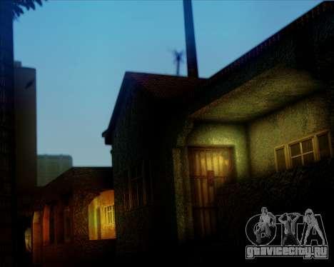 SA Ultimate Graphic Overhaul для GTA San Andreas седьмой скриншот