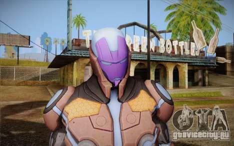 Living Laser Skin для GTA San Andreas третий скриншот