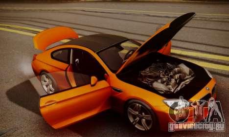 BMW M6 F13 2013 для GTA San Andreas