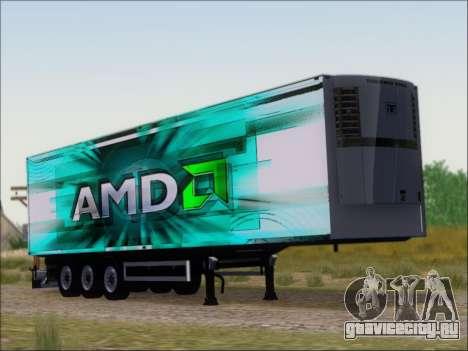 Прицеп AMD 64 Athlon X2 для GTA San Andreas