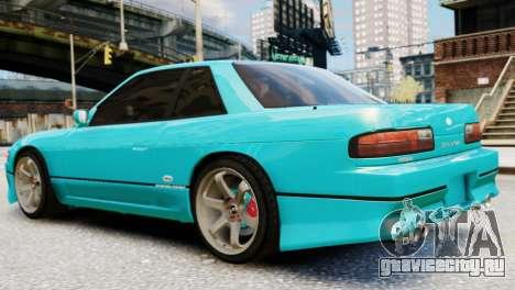 Nissan Silvia S13 v1.0 для GTA 4 вид слева