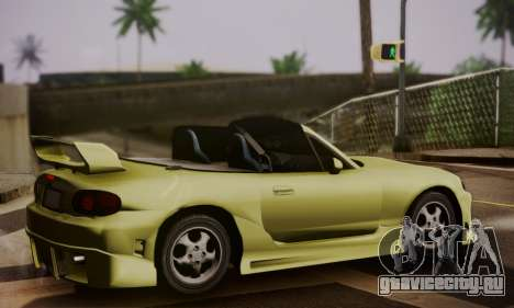 Mazda MX5 DUB для GTA San Andreas вид слева