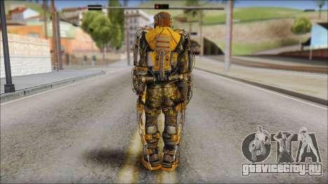 Exoskeleton для GTA San Andreas второй скриншот