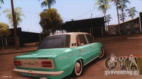 ВАЗ 2103 Havana для GTA San Andreas вид слева