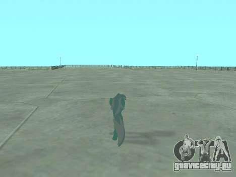 Lyra для GTA San Andreas шестой скриншот
