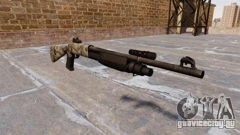 Ружьё Benelli M3 Super 90 benjamins для GTA 4