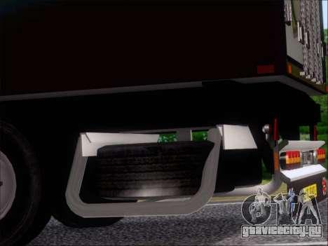 Прицеп AMD Phenom X4 для GTA San Andreas вид сверху