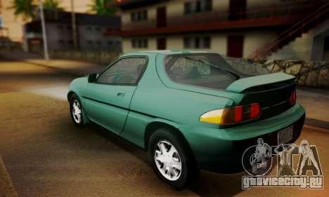 Mazda MX-3 для GTA San Andreas вид слева