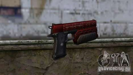 Infinity EX2 Red from CSO NST для GTA San Andreas второй скриншот
