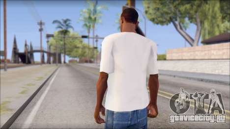 Macbeth T-Shirt для GTA San Andreas второй скриншот