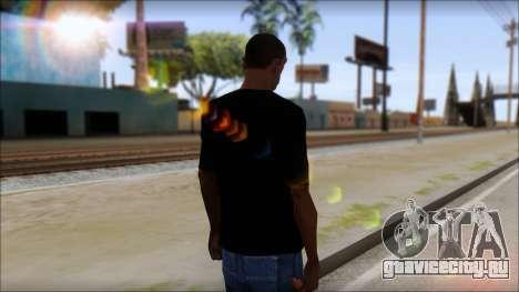 DM T-Shirt Drogerie Market для GTA San Andreas второй скриншот
