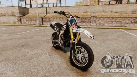 Yamaha YZF-450 v1.10 для GTA 4