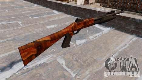 Ружьё Benelli M3 Super 90 bacon для GTA 4 второй скриншот
