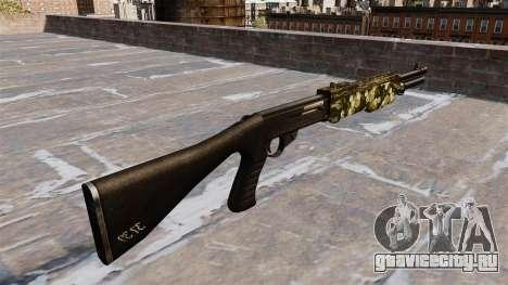 Ружьё Franchi SPAS-12 Hex для GTA 4 второй скриншот