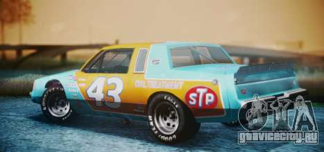 Buick Regal Hotring 1983 (IVF) для GTA San Andreas вид слева