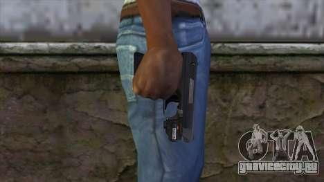 VP-70 Pistol from Resident Evil 6 v2 для GTA San Andreas третий скриншот