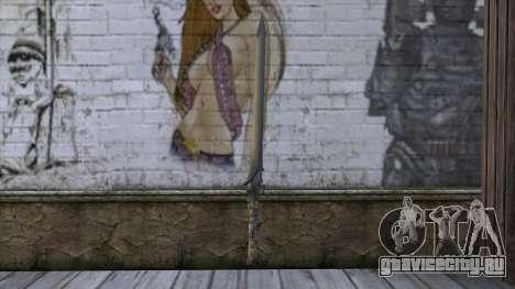 Kaka для GTA San Andreas второй скриншот