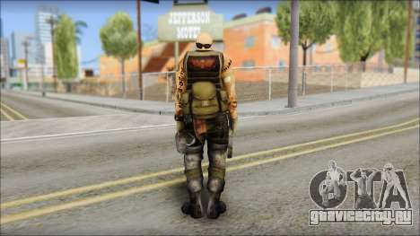 Harley from Re ORC для GTA San Andreas второй скриншот