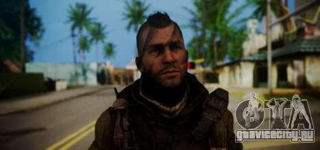 John Soap MacTavish для GTA San Andreas третий скриншот