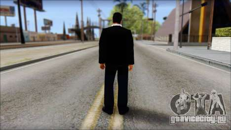 Toni Cipriani v3 для GTA San Andreas второй скриншот