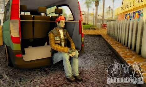 Biker A7X 2 для GTA San Andreas четвёртый скриншот
