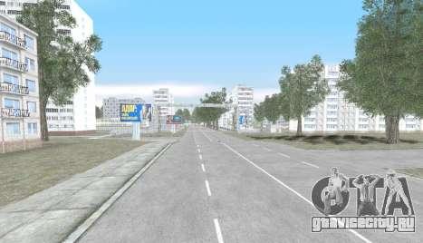 Russian Map 0.5 для GTA San Andreas