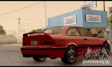 BMW M3 E36 1994 для GTA San Andreas вид слева