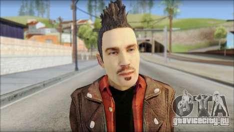 Biker from Avenged Sevenfold 3 для GTA San Andreas третий скриншот