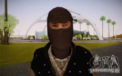 Fuerzas Especiales для GTA San Andreas третий скриншот