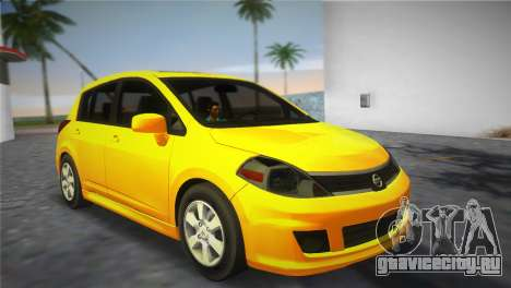 Nissan Versa для GTA Vice City