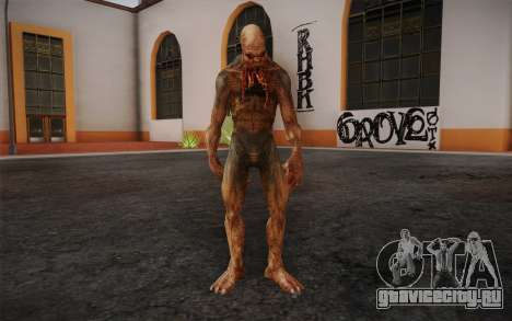 Bloodsucker from S.T.A.L.K.E.R. для GTA San Andreas
