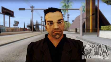 Toni Cipriani v2 для GTA San Andreas третий скриншот