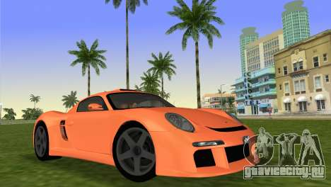 RUF CTR3 для GTA Vice City